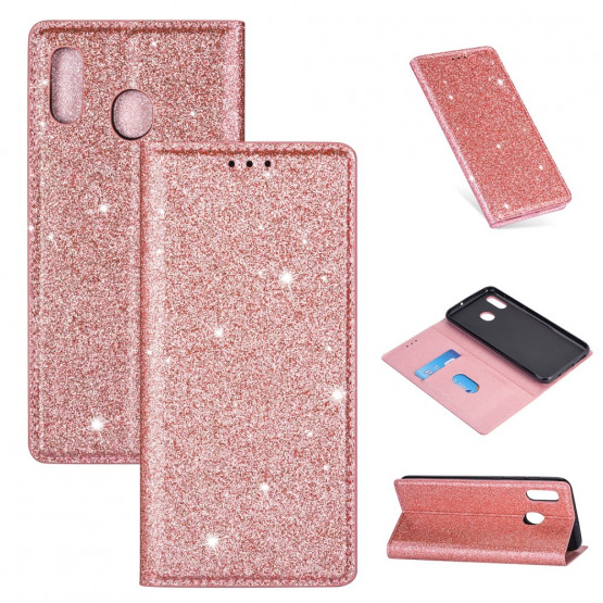 BE LOVED ROSE GOLD ETUI ZA SAMSUNG GALAXY A20E