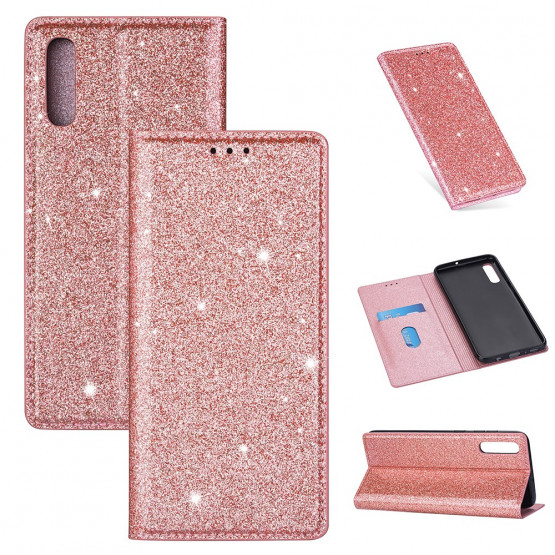 BE LOVED ROSE GOLD ETUI ZA SAMSUNG GALAXY A50 / A30S