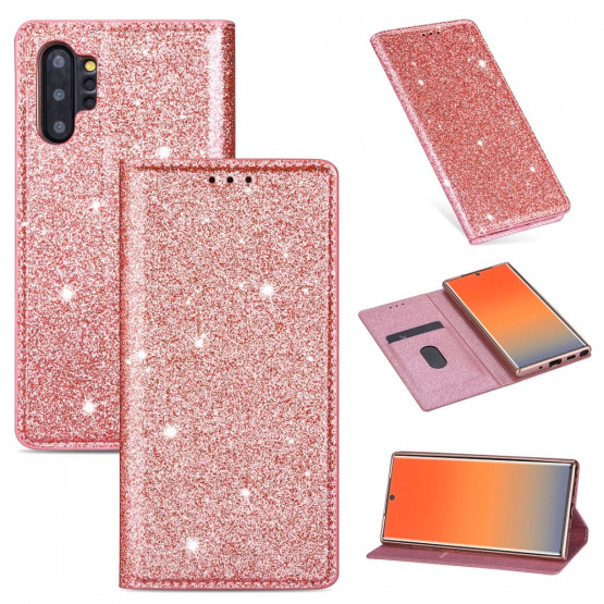 BE LOVED ROSE GOLD ETUI ZA SAMSUNG GALAXY NOTE 10 PLUS