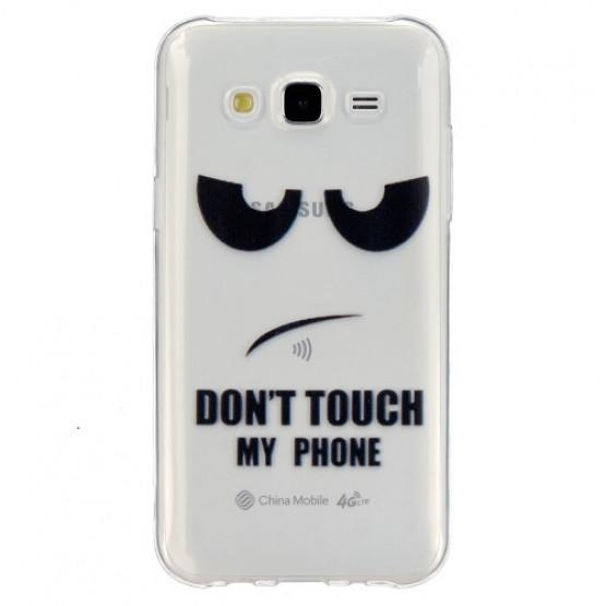 SLIM DON'T TOUCH MY PHONE - SAMSUNG GALAXY J5