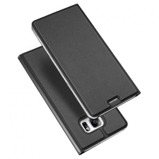 DUX SLIM & MAGNETIC BLACK - SAMSUNG GALAXY S7 EDGE