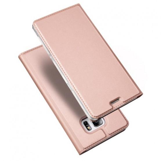 DUX SLIM & MAGNETIC ROSE GOLD - SAMSUNG GALAXY S7 EDGE