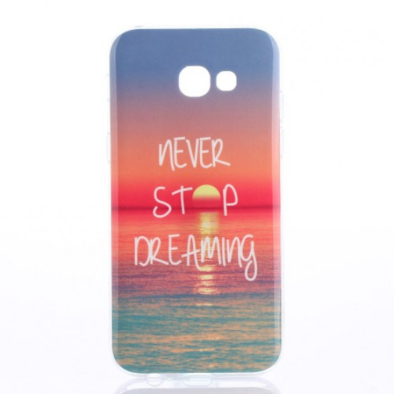 NEVER STOP DREAMING - SAMSUNG GALAXY A3 (2017)