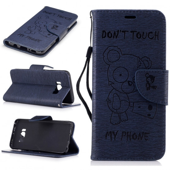 BEARS DON'T TOUCH MY PHONE TEMNO MODER - SAMSUNG GALAXY S8