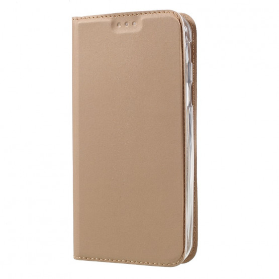 SLIM & MAGNETIC GOLD ETUI ZA SAMSUNG GALAXY XCOVER 4 / XCOVER 4S