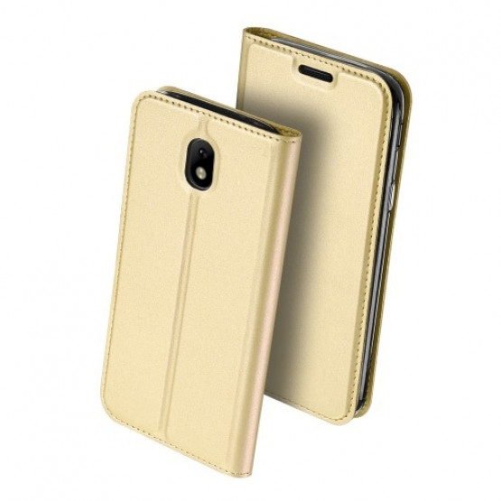 DUX SLIM & MAGNETIC GOLD - SAMSUNG GALAXY J3 (2017)