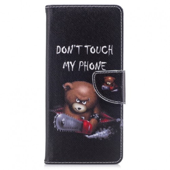 DONT`T TOUCH MY PHONE BEARS - SAMSUNG GALAXY NOTE 8