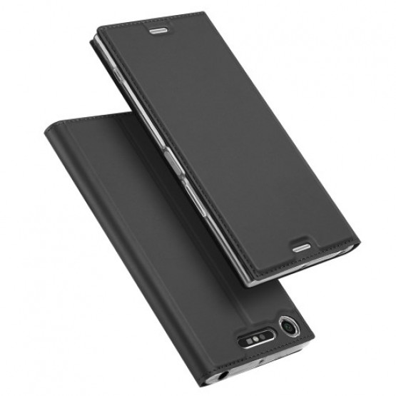 DUX SLIM & MAGNETIC BLACK - SONY XPERIA XZ1