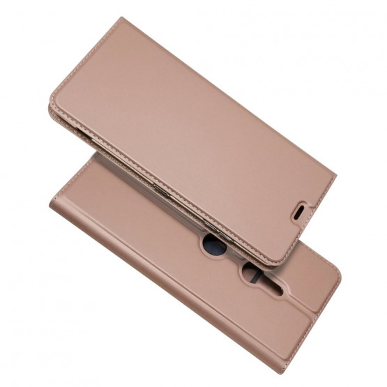 DUX SLIM & MAGNETIC ROSE GOLD - SONY XPERIA XZ3