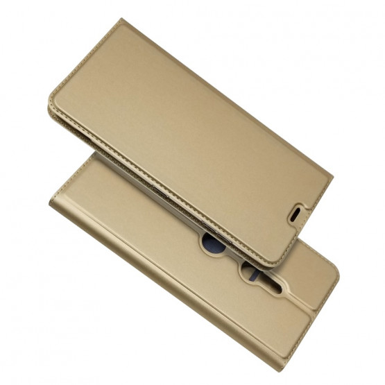 DUX SLIM & MAGNETIC GOLD - SONY XPERIA XZ3