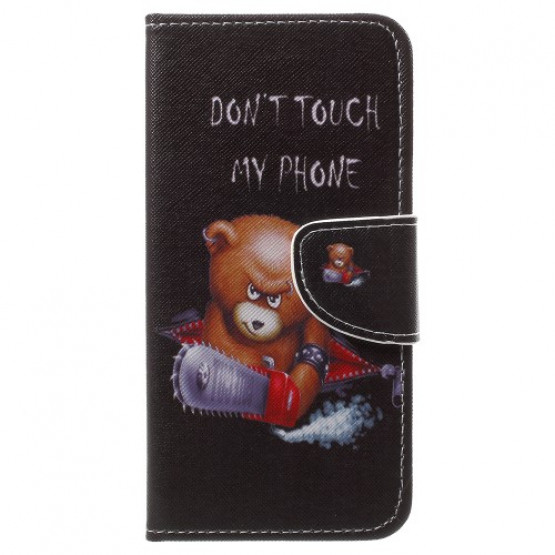 DON'T TOUCH MY PHONE BEAR - LG Q6