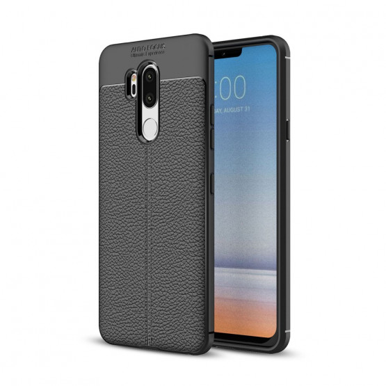 FLEX LEATHER ČRN - LG G7 / G7 THINQ