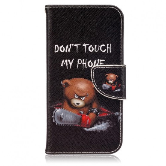 DON'T TOUCH MY PHONE ANGRY BEAR - LG G5