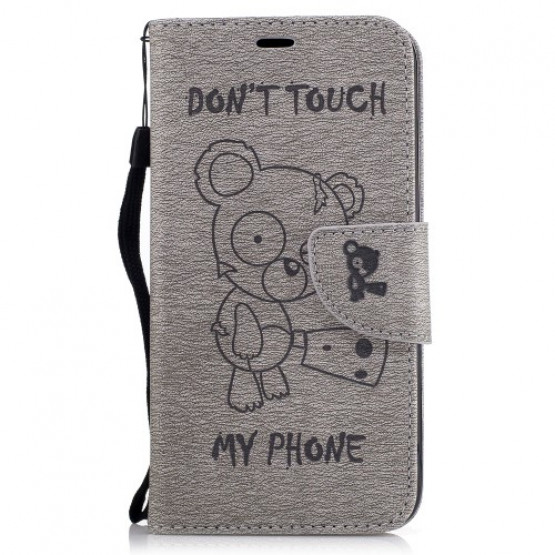 BEARS DON'T TOUCH MY PHONE SIV - LG K10 (2017)