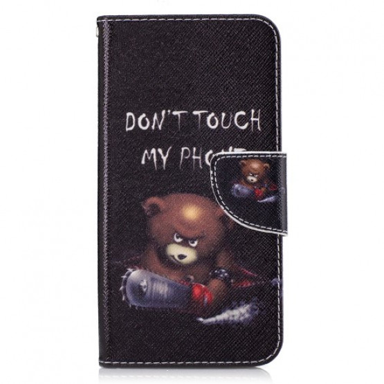 DON`T TOUCH MY PHONE BEARS - LG G6