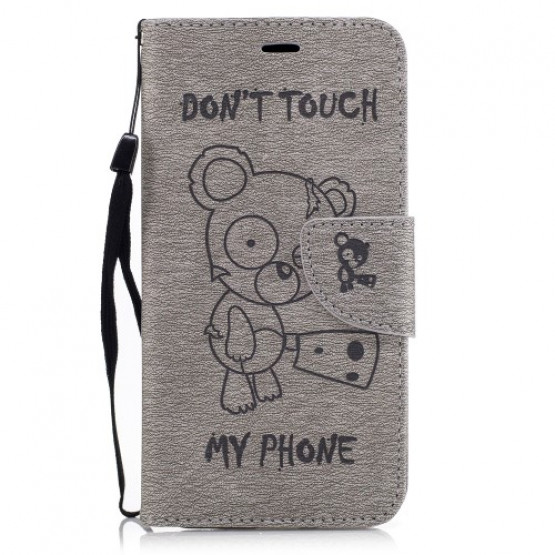 BEARS DON`T TOUCH MY PHONE SIV - LG G6
