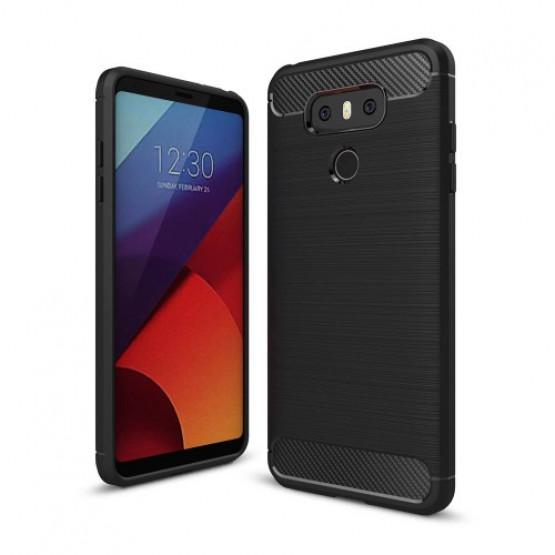 FLEX KARBON ČRN - LG G6