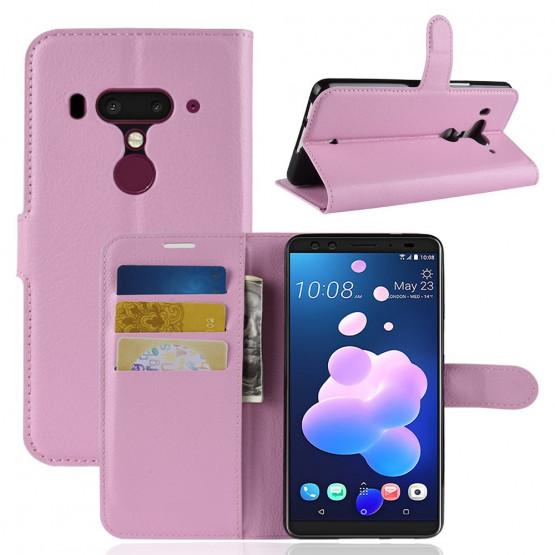 POSLOVNI USPEH SVETLO ROZA - HTC U12 PLUS