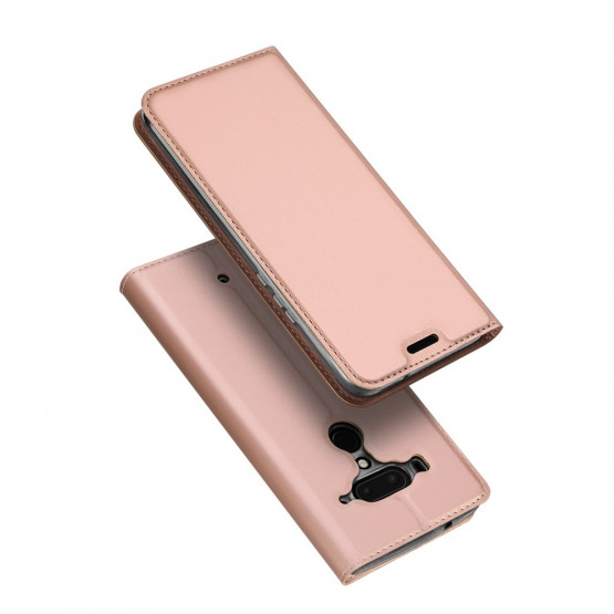 DUX SLIM & MAGNETIC ROSE GOLD - HTC U12 PLUS