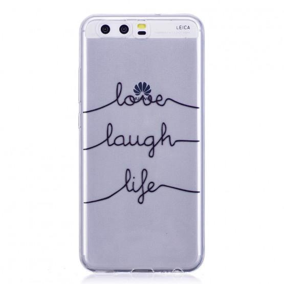 SLIM LOVE LAUGH LIFE - HUAWEI P10