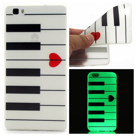 GLOW IN PIANO - HUAWEI ASCEND P8 LITE