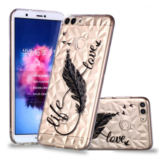 3D LIFE AND LOVE - HUAWEI P SMART / ENJOY 7S