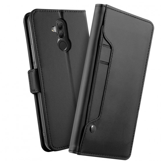 MIRROR AUTO-ABSORBED MAGNETIC BLACK - HUAWEI MATE 20 LITE