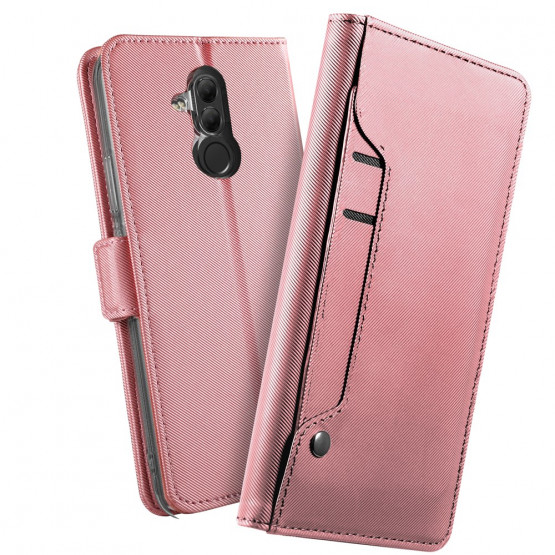 MIRROR AUTO-ABSORBED MAGNETIC ROSE GOLD - HUAWEI MATE 20 LITE