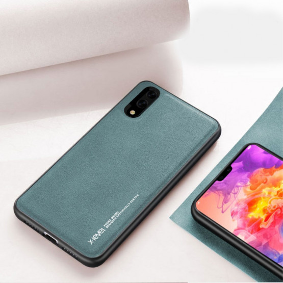 X-LEVEL LEATHER MINT - HUAWEI P20