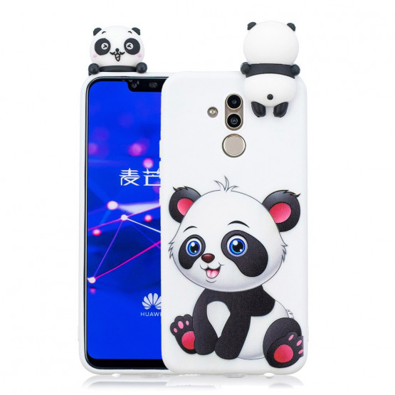 3D CARTOON BELA PANDA - HUAWEI MATE 20 LITE