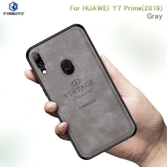 PINWUYO VINTAGE CLASSICAL SIV OVITEK ZA HUAWEI Y7 PRIME (2019) / Y7 (2019)