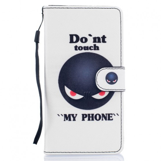 DON'T TOUCH MY PHONE ANGRY - HUAWEI P9 LITE
