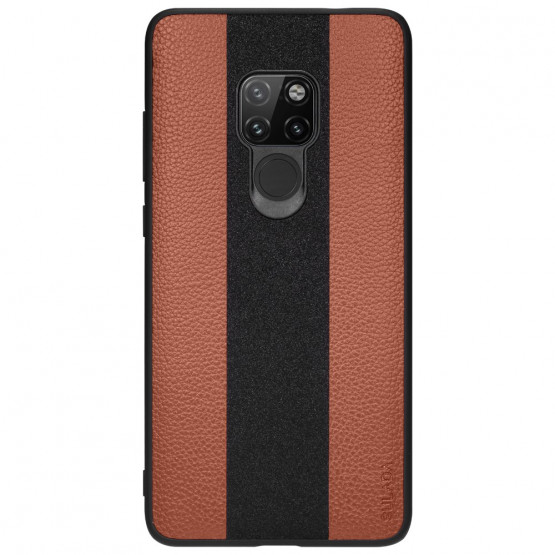 SULADA LEATHER BROWN OVITEK ZA HUAWEI MATE 20 PRO