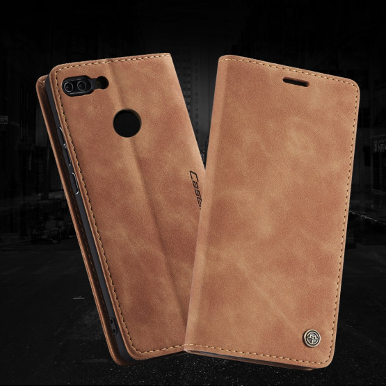 CASEME RETRO AUTO ABSORBED RJAV ETUI ZA HUAWEI P SMART / ENJOY 7S