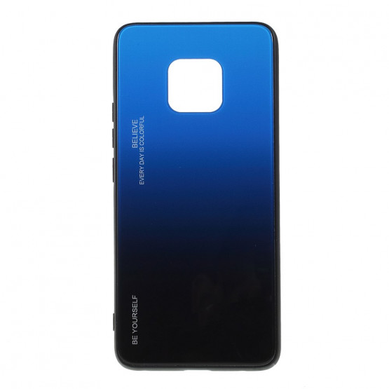 GLASS BE YOURSELF TWILIGHT BLACK/BLUE OVITEK ZA HUAWEI MATE 20 PRO