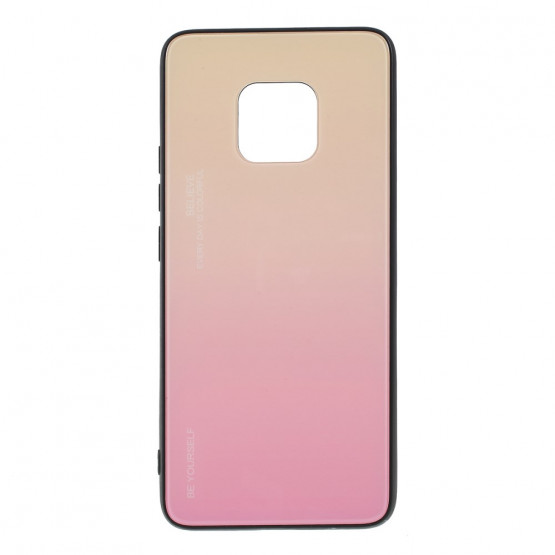 GLASS BE YOURSELF TWILIGHT GOLD OVITEK ZA HUAWEI MATE 20 PRO