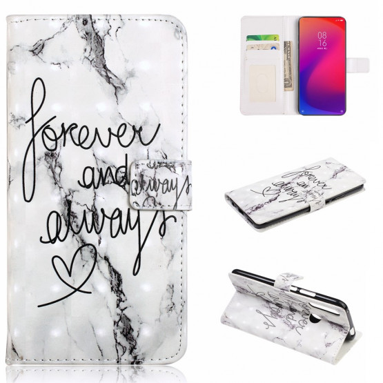 FOREVER AND ALWAYS MARMOR ETUI ZA HUAWEI P SMART Z