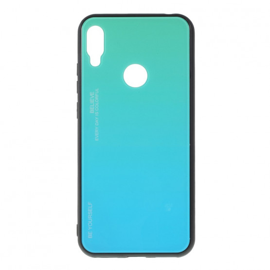 GLASS BE YOURSELF TWILIGHT MINT OVITEK ZA HUAWEI Y6 (2019) / Y6 PRO (2019) / Y6 PRIME (2019)