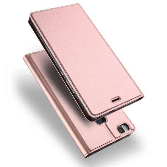 DUX SLIM & MAGNETIC ROSE GOLD - HUAWEI P9 LITE