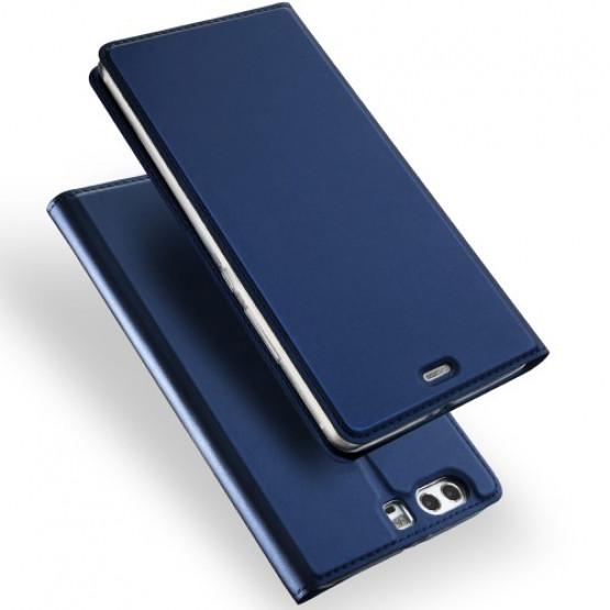 DUX SLIM & MAGNETIC BLUE - HUAWEI P10 PLUS