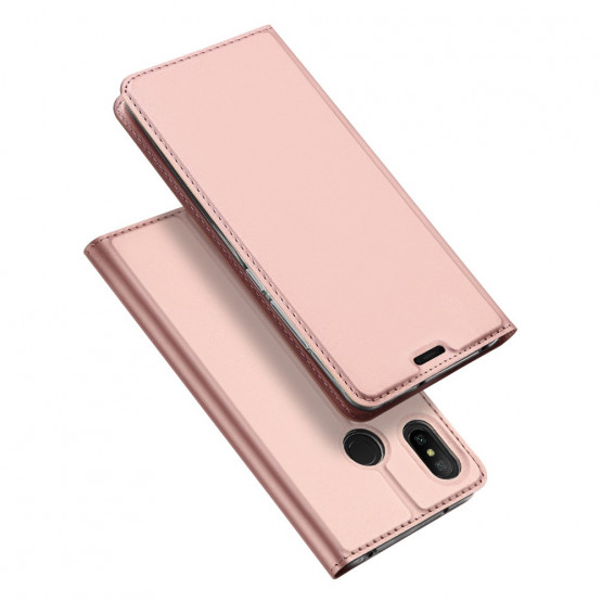 DUX SLIM & MAGNETIC ROSE GOLD - XIAOMI MI A2 LITE