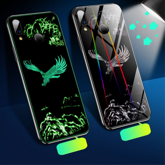 GLASS GLOW IN FALCON OVITEK ZA XIAOMI REDMI NOTE 7