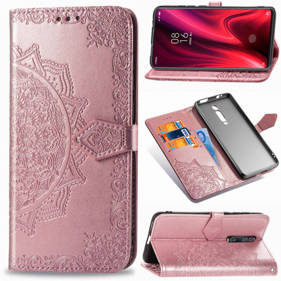 ROYAL MANDALA ROSE GOLD ETUI ZA XIAOMI MI 9T