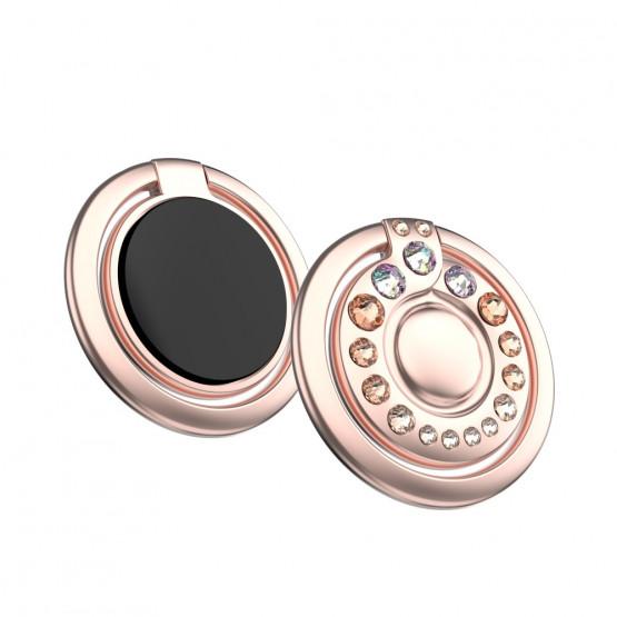 SWAROVSKI KRONCA RING ROSE GOLD