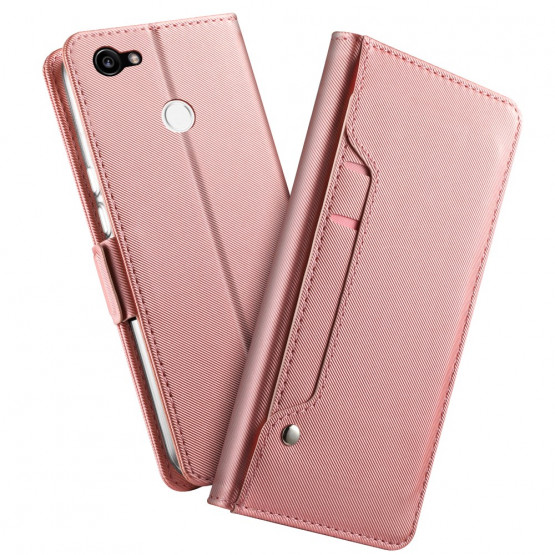 MIRROR AUTO-ABSORBED MAGNETIC ROSE GOLD - GOOGLE PIXEL 3