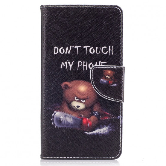 DON'T TOUCH MY PHONE ANGRY BEAR - NOKIA 5