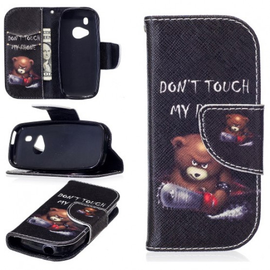 DON'T TOUCH MY PHONE BEAR - NOKIA 3310 (2017)