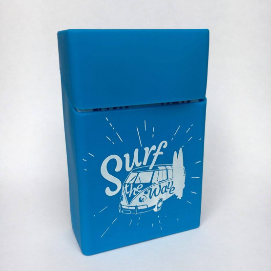 SURF THE WAVE MODER - ETUI ZA CIGARETNE ŠKATLICE