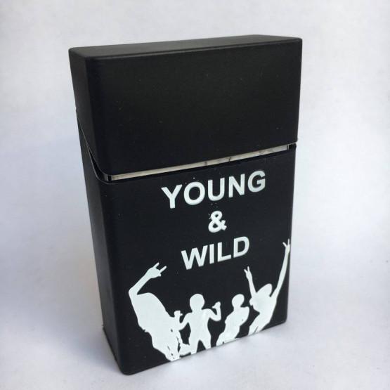 YOUNG&WILD - ETUI ZA CIGARETNE ŠKATLICE