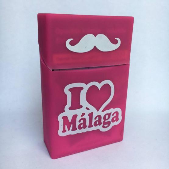 I LOVE MALAGA - ETUI ZA CIGARETNE ŠKATLICE